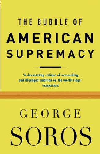 The Bubble of American Supremacy - Billionaire Book Club